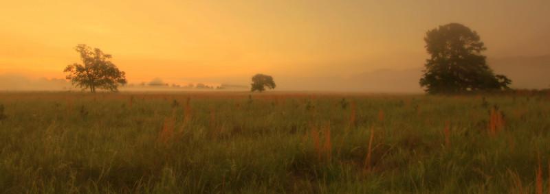 Sunrise, Romance, Arkansas