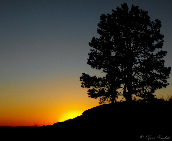 Sunrise, Lookout Mountain, White County, Arkansas