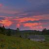 Sunset, Vermont