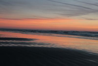 Sunset Copalis Beach