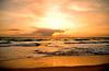 Sunrise over the Beach<br /> Sebastian, Florida<br /> 047-4079c