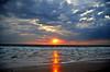 Sunrise over the Beach<br /> Sebastian, Florida<br /> 049-4982c