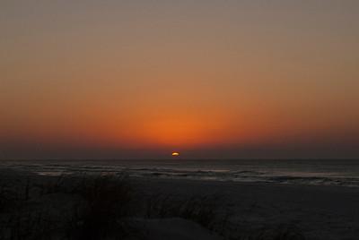 Sunrise, Santa Rosa Island, Florida