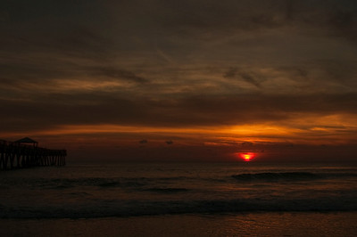 Juno Beach November Sunrise