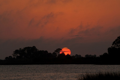 Sunset, Apalachicola, Florida