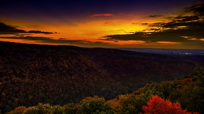 Coopers Rock State Park, WV