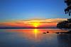 Sunrise over the Banana River<br /> Merritt Island, Florida<br /> 120-0465a
