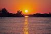 Sunset over the Indian River<br /> Sebastian, Florida<br /> 032-9094b