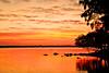 Sunrise over the Banana River<br /> Merritt Island, Florida<br /> 120-0406a