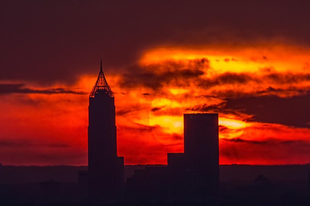 Blazing Atlanta