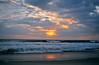 Sunrise over the Beach<br /> Sebastian, Florida<br /> 049-4918a