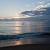 Nags Head sunrise by Jennette's Pier - September 6, 2014.