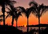 Sunset over New Pass<br /> Sarasota, Florida<br /> 113-9050