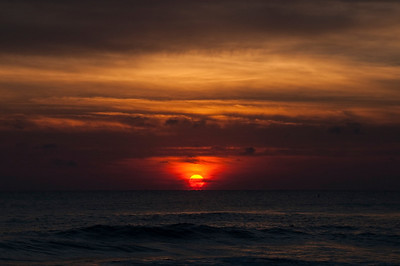 Juno Beach November Sunrise