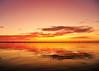 Sunrise over the Banana River<br /> Merritt Island, Florida<br /> 119-0141b