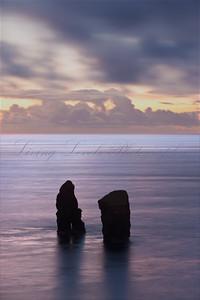 _72H3820 - Sunset from Mosteiros