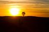 Prairie Sunset - Reliance, SD