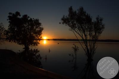 Sunrise Relection