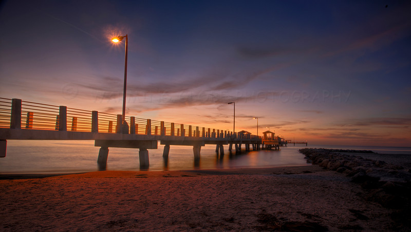 Ft Desoto Fishing Pier