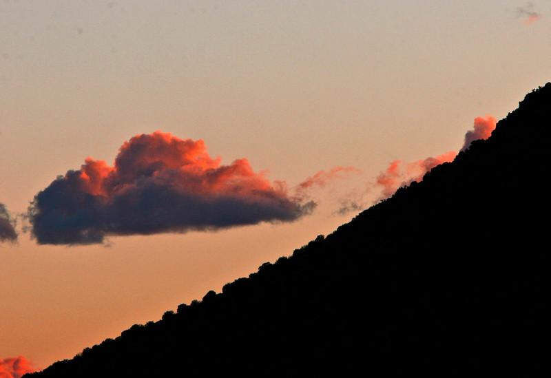 Diagonal Sunset