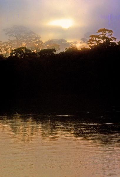 Amazonia Sunrise