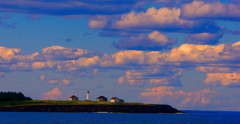 This was a lighthouse near Lunenberg NS