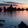 sunrise on Mono Lake.  There were other photographers out, so the prime spots were hard to come by and I was so excited I could hardly concentrate.