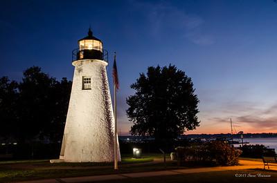 Concord Point Dawn