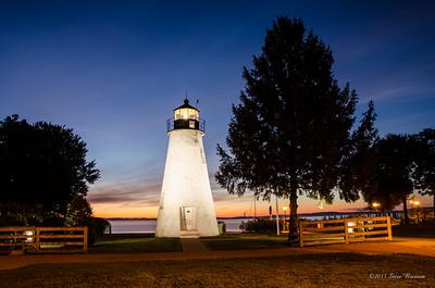 2013/09/15 Concord Point Lighthouse, Havre De Grace, MD