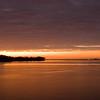 Sunrise on Bayshore Drive, Valparaiso, Florida