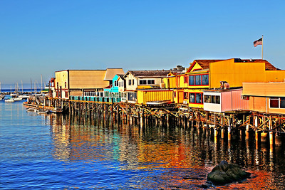 Waterfront, Monterey, CA