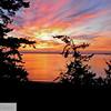 Sunrise over Puget Sound - 78