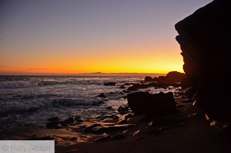 Dawn on Monterey Peninsula - Pacific Grove - 156