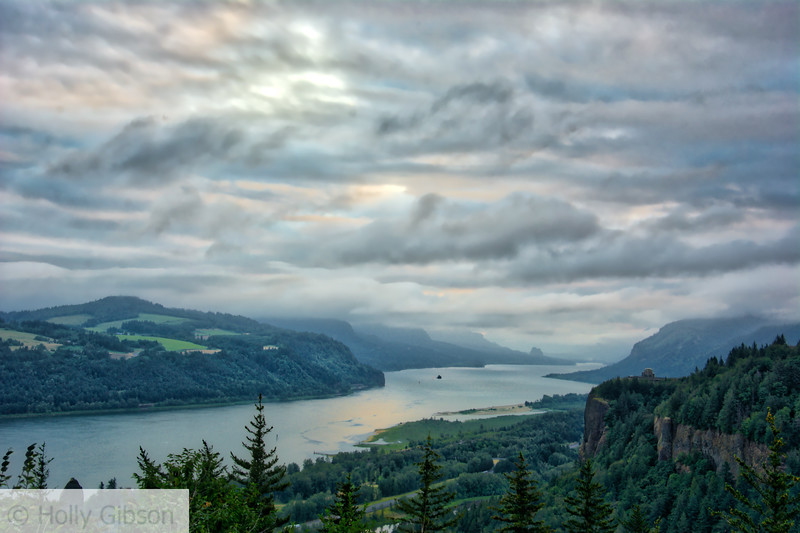Chanticleer Point - Columbia River Gorge