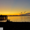Sunrise at Fort Worden - Puget Sound - 123
