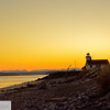 Sunrise at Fort Worden - Puget Sound - 125