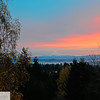 November sunrise - Mt. Hood - 90