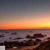 Sunrise at Monterey - near Asilomar Conference Center - 237