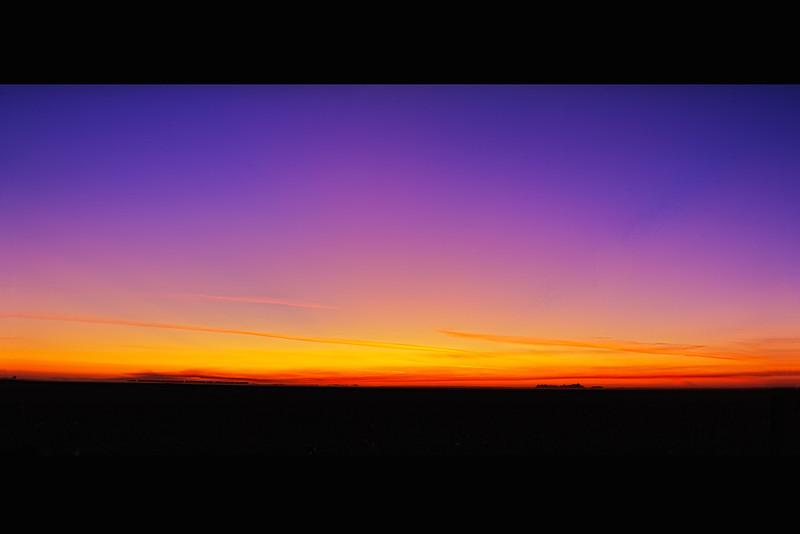 18 shot sunset