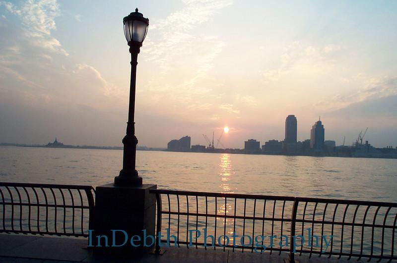 Sunset - Battery Park