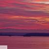 Ferry at sunrise - 77