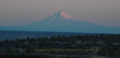 Mount Hood at Sunrise from The Cove State Park