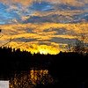Sunset on the lake - 114