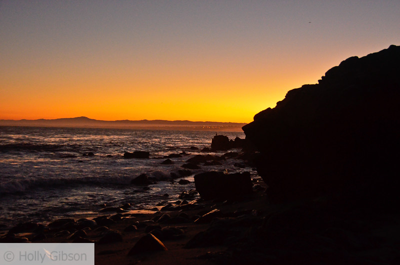 Dawn on Monterey Peninsula - Pacific Grove - 153