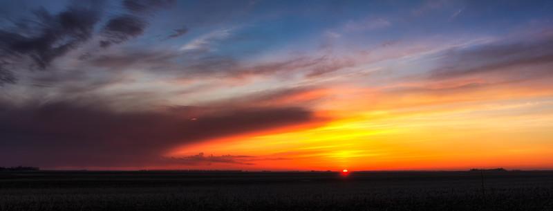 Sunset 4/6/14