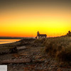 Sunrise at Fort Worden State Park - 172