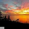 Sunrise over Puget Sound - 74