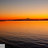 Mt. Baker at sunrise- Ft. Worden State Park  - 190