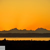 Sunrise at Fort Worden - Puget Sound - 127