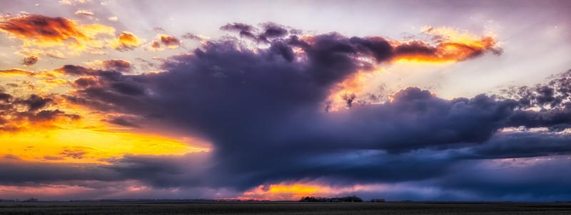Mixed Sunset